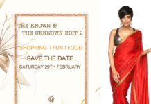 'The Known & The Unknown Edit 2' to be held on the 29th of February 2020