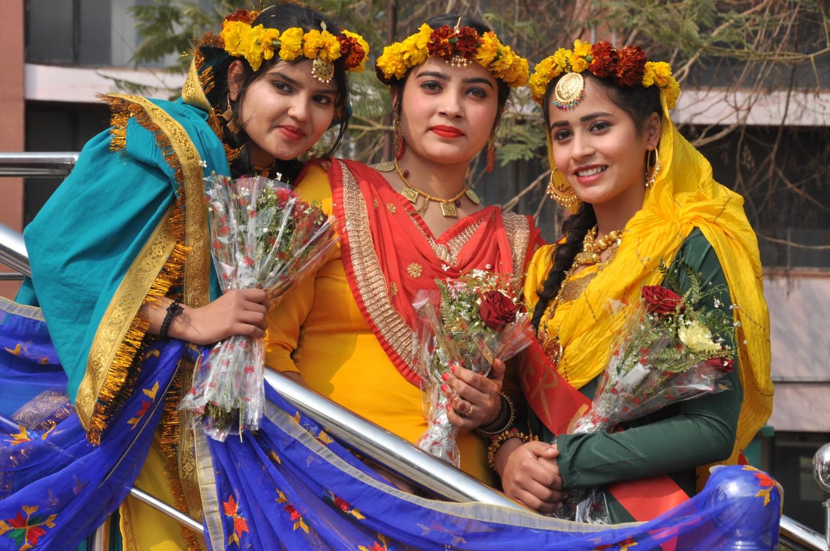 Dev Samaj College for Women organises 'Tashan-E-Basant'