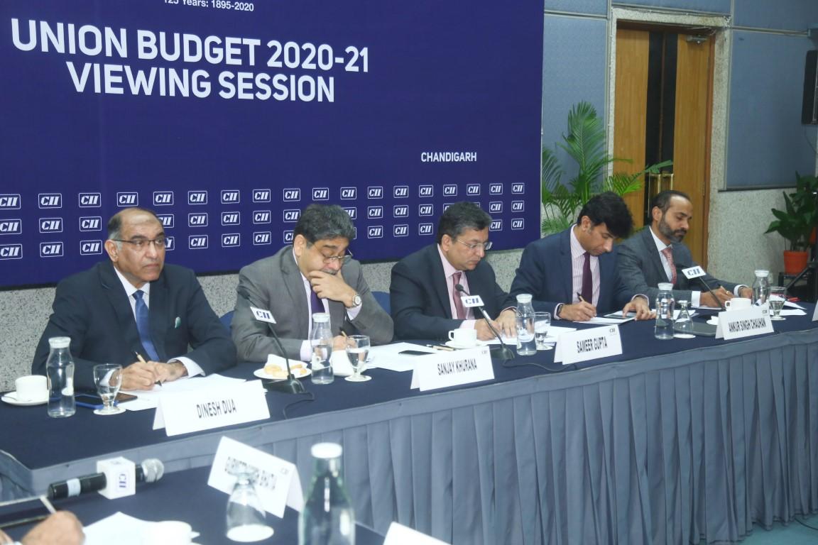CII Northern Region welcomes Union Budget 2020-21