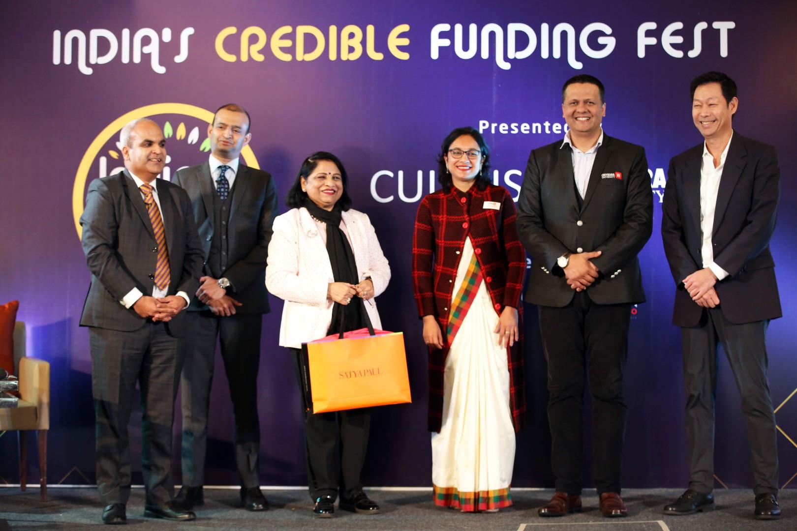 """Chitkara University Hosts """"India Fund Fest 2020"""""""