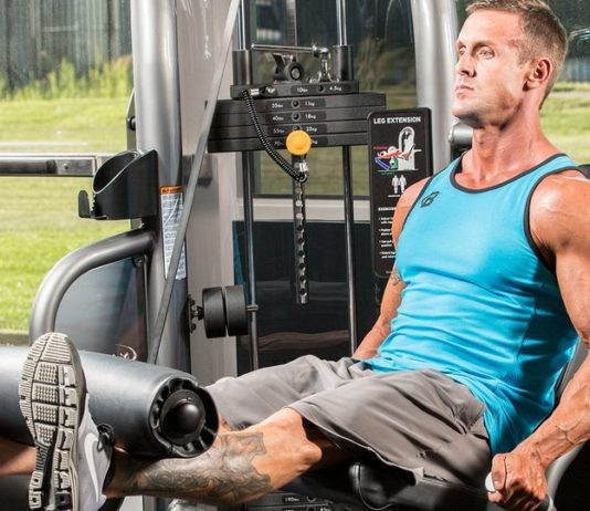 Split Strength Training Routine