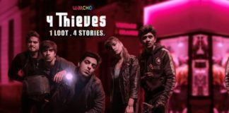 Dish TV India's OTT App WATCHO premieres '4 Thieves,