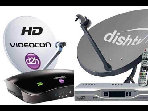 Dish TV-d2h brings the latest converged technology to homes