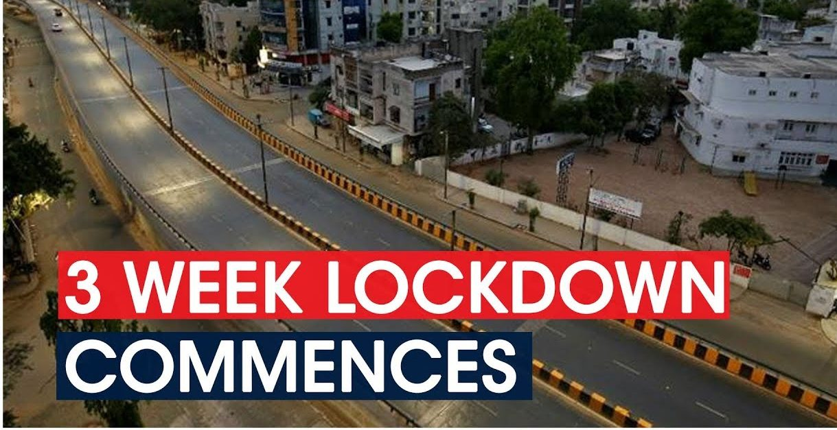 India Commences 3-Week Lockdown, which Could Strangle Its Economy