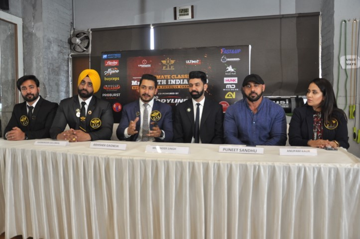 Ultimate Classic Mr. North India 2020' Bodybuilding & Physique Championship to be held in tricity