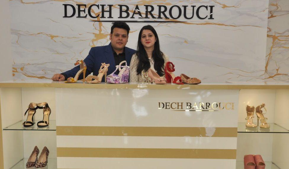 Husband-Wife duo's startup brings international luxury footwear for women