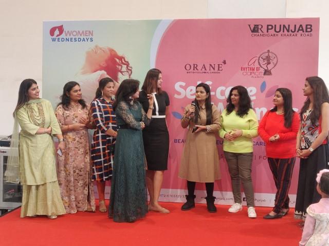 100 Women get summer glam-up tips at VR Punjab's Self-care, Wellness Workshop