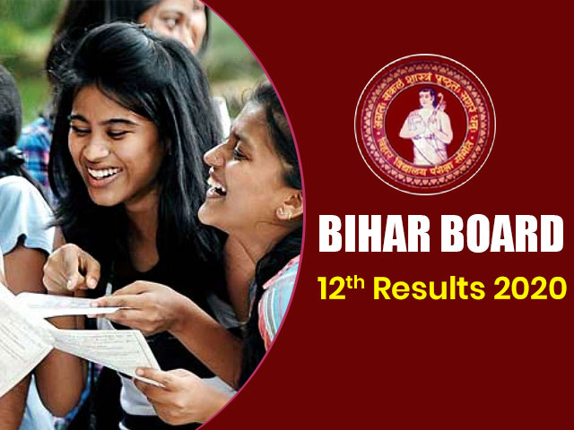 Bihar Board Class 12th Result 2020 Declared