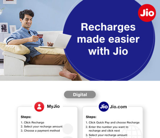Jio delivers 10X benefits to JioPhone users when its needed the most