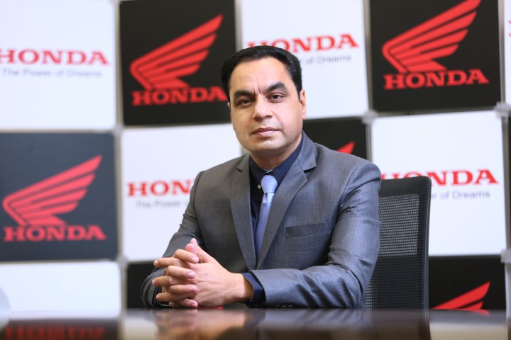 Honda sells 261,699 two-wheelers in March'20 with 5% growth