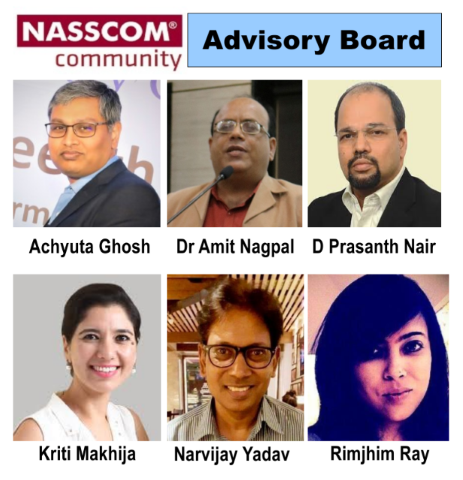Narvijay Yadav joins Advisory Board of NASSCOM Community