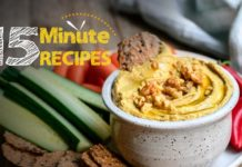 Easy To Cook Recipes Under 15 Minutes While You Work From Home