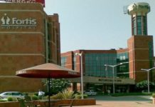 Two COVID19 patients discharged from Fortis Hospital Mohali