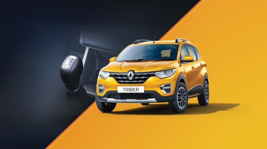 Renault opens bookings for Triber Easy-R AMT