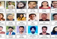 Locust attack in 15 Madhya Pradesh districts