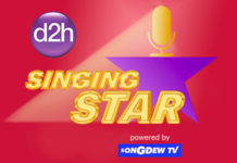 Dish TV- d2h Launches 'Singing Star' in association with SongDew TV