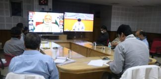 'Slowly increase public activities', PM throws challenge to CMs (Ld)