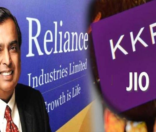 KKR to Invest ₹ 11,367 Crore in Jio Platforms