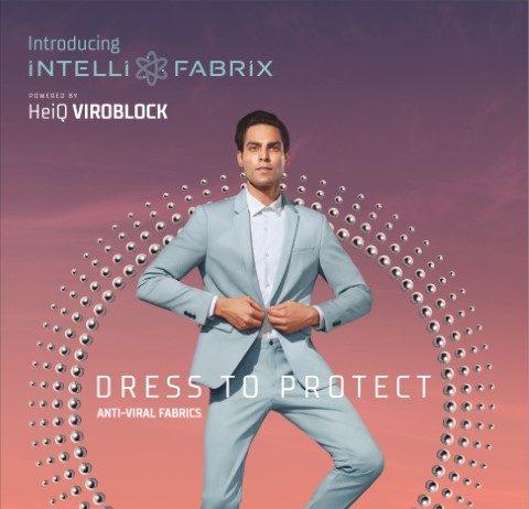 "Arvind announces launch of revolutionary anti-viral fabrics under its ""Intellifabrix"" brand"