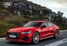 All new Audi RS 7 Sportback