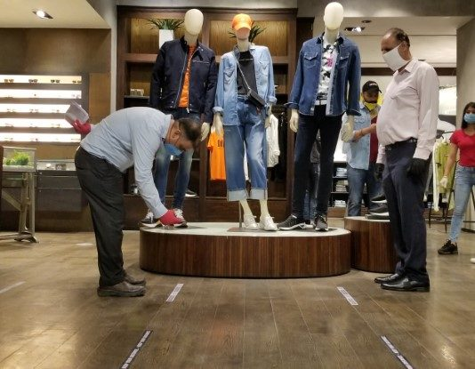 Bureau Veritas declares Elante Mall 'Safe & Secure' after their rigorous audit