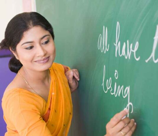 8,000 teachers write to Home Minister for 3 months salary