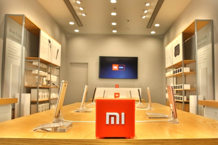 Xiaomi placing 'Made in India' logo to cover store branding