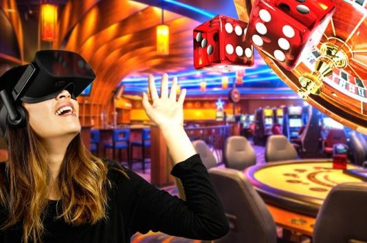 VR and how it is impacting Online Slots