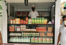 Dabur 'Immunity Vans'bring Ayurvedic medicines at your Doorstep