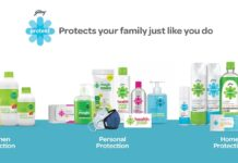 Personal & Home Hygiene range introduced by Godrej Protekt