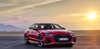 All-new Audi RS 7 Sportback drives in India