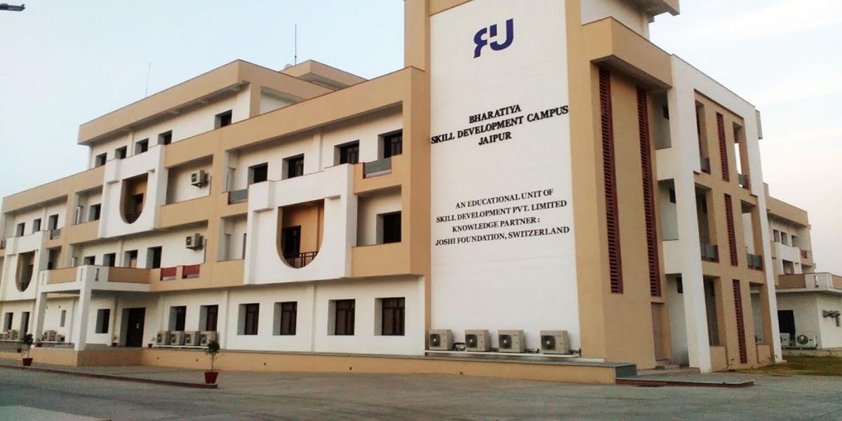 Bhartiya Skill Development University Jaipur (BSDU) adopts contactless admission process