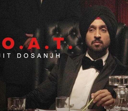 Diljit Dosanjh's 'G.O.A.T' is an ode to fans