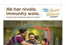 "Emami Healthy & Tasty presents ""Har Nivala Immunity Wala"""
