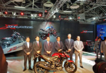 Honda launches advanced, sporty & stylish new X-Blade BSVI