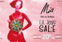 Mia by Tanishq brings back 'Lil Joys Sale' from 13th July to 13th Aug