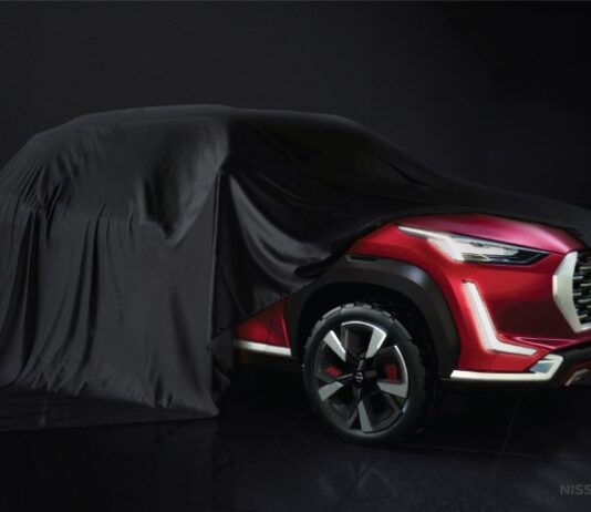 Glimpses of Nissan's new B-SUV released Check Price Release Date Images