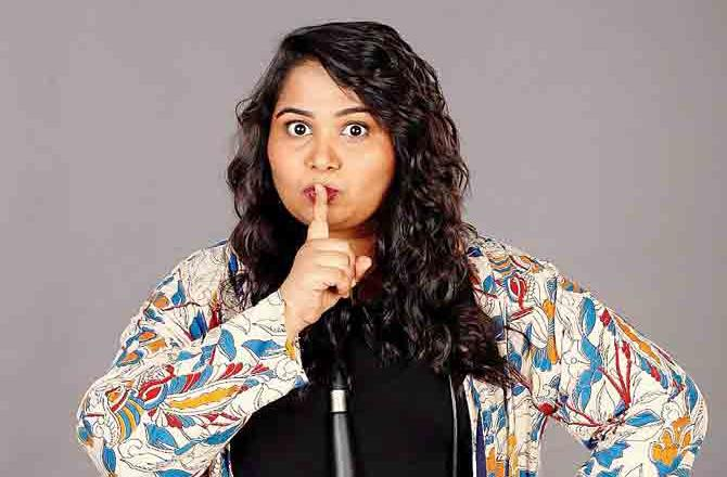 Sumukhi Suresh condemns rape threats on female comics
