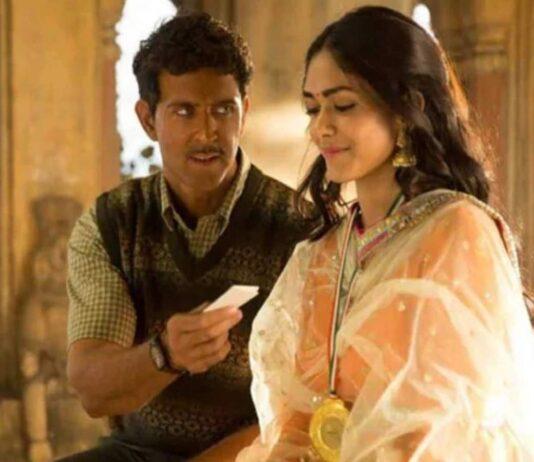 'Super 30' turns one Mrunal Thakur gets nostalgic