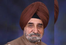Corona enters Punjab cabinet cabinet minister Bajwa's report positive