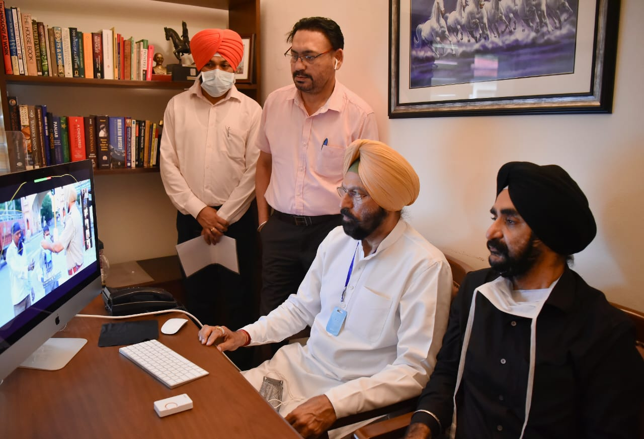 Rana Sodhi launches statewide virtual training programme for sportspersons