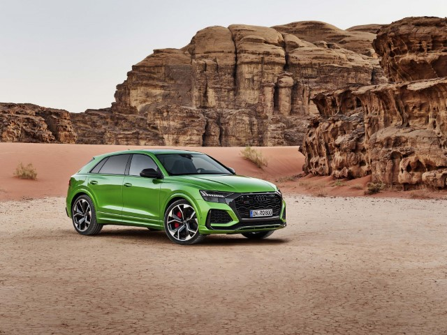 Audi RS Q8 launched in India, starts at Rs 2.07-cr