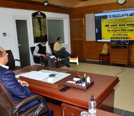 CM dedicates developmental projects of Rs. 73.10 crore in Gagret Vidhan Sabha area