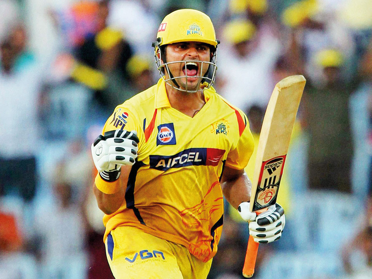 Cricketer Suresh Raina Out From IPL 2020