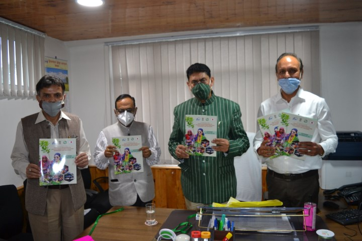 Forest Minister directs officers to ensure active participation of local people in important work