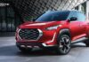 Nissan reveals 'Nissan Magnite Concept' design