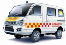 Mahindra Hosts Dedicated Care Camp for Ambulances