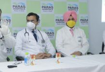 80% of all oral cancers are related to tobacco use – Dr Deepak Singhla