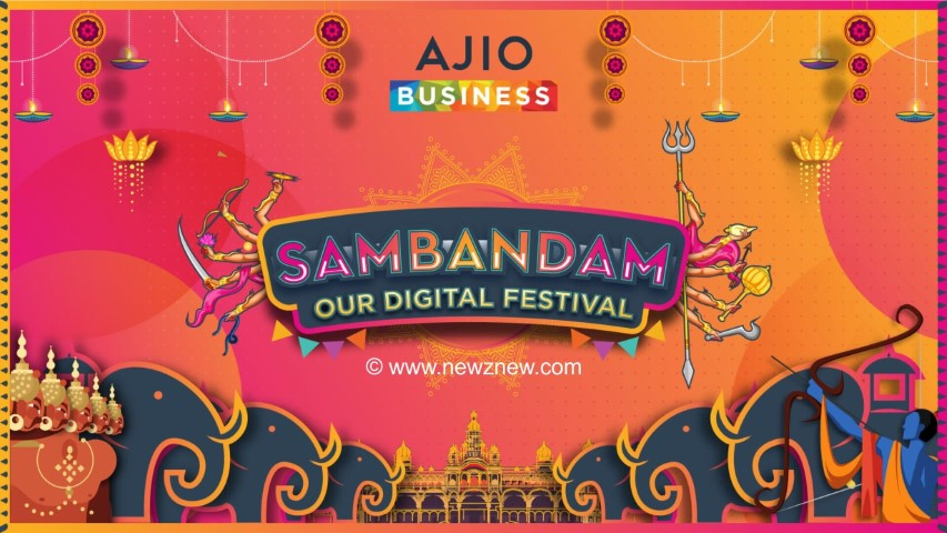 AJIO Business Launches SAMBANDAM 2020 in a Digital Avatar