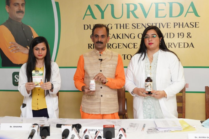 Renowned Ayurveda Proponent: Ayurveda Offers Holistic Solutions Against COVID 19: